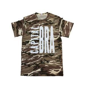 Capital Bra Camo T-Shirt T-Shirt Camouflage