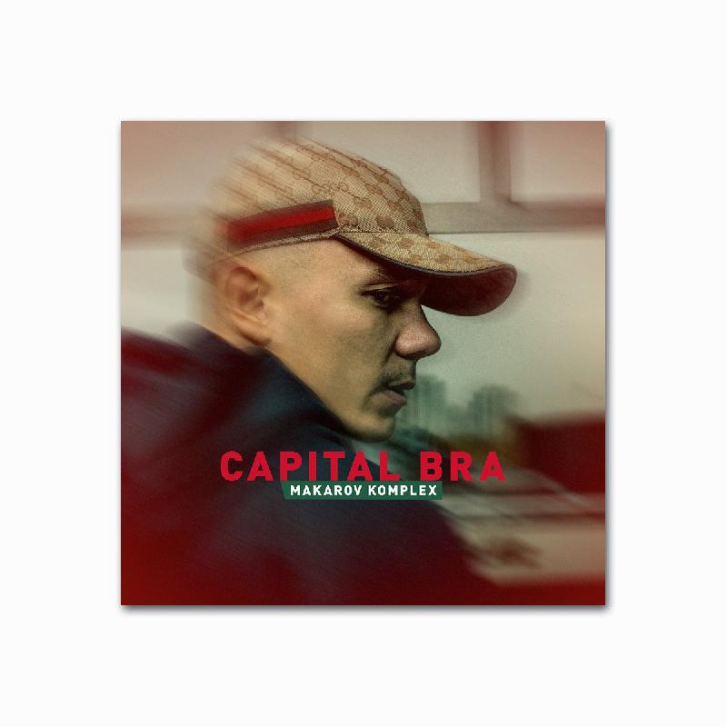 Capital Bra Capital Bra - Makarov Komplex CD CD