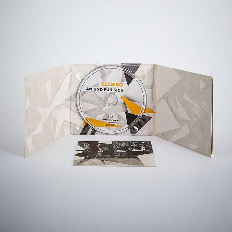 Clueso An und für sich CD