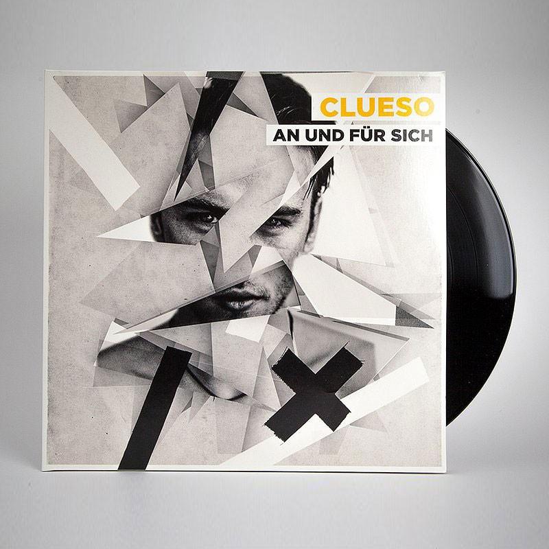 Clueso An und für sich Doppel LP+CD
