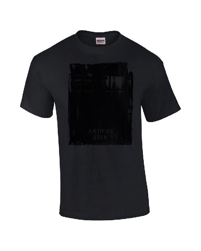 Clueso Anders Sein T-Shirt, black