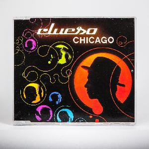 Clueso Chicago Single CD