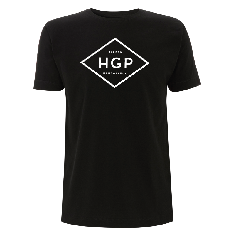 Clueso HGP T-Shirt, Black