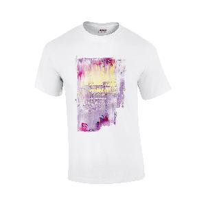 Clueso Neuanfang T-Shirt weiß