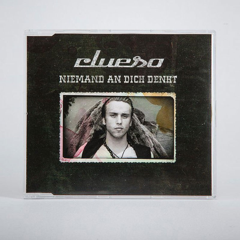 Clueso Niemand an dich denkt Single CD