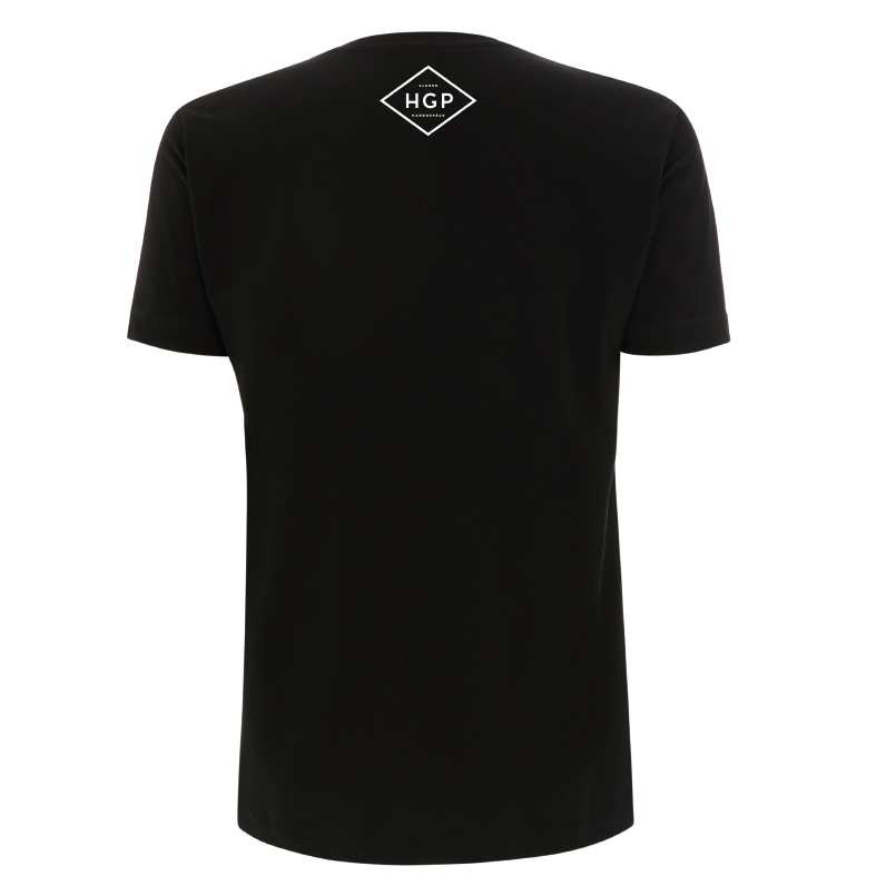 Clueso Picture T-Shirt Black