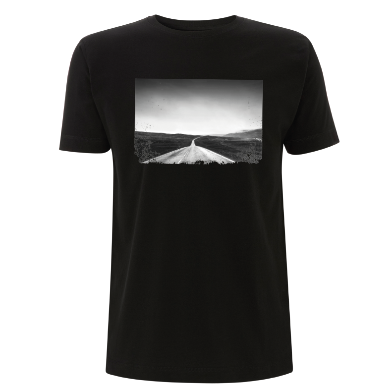 Clueso Picture T-Shirt, Black