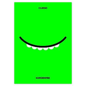 Clueso Limited Silkscreen Poster Poster