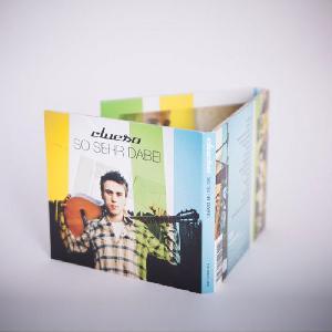 Clueso So sehr dabei Premium CD+DVD