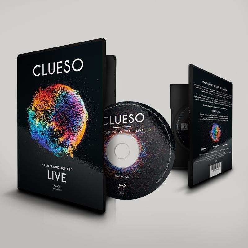 Clueso Stadtrandlichter Live BluRay