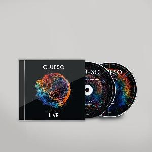 Clueso Stadtrandlichter Live Doppel CD