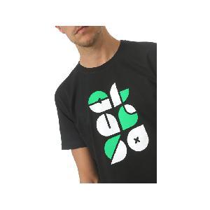 Clueso Typo T-Shirt schwarz
