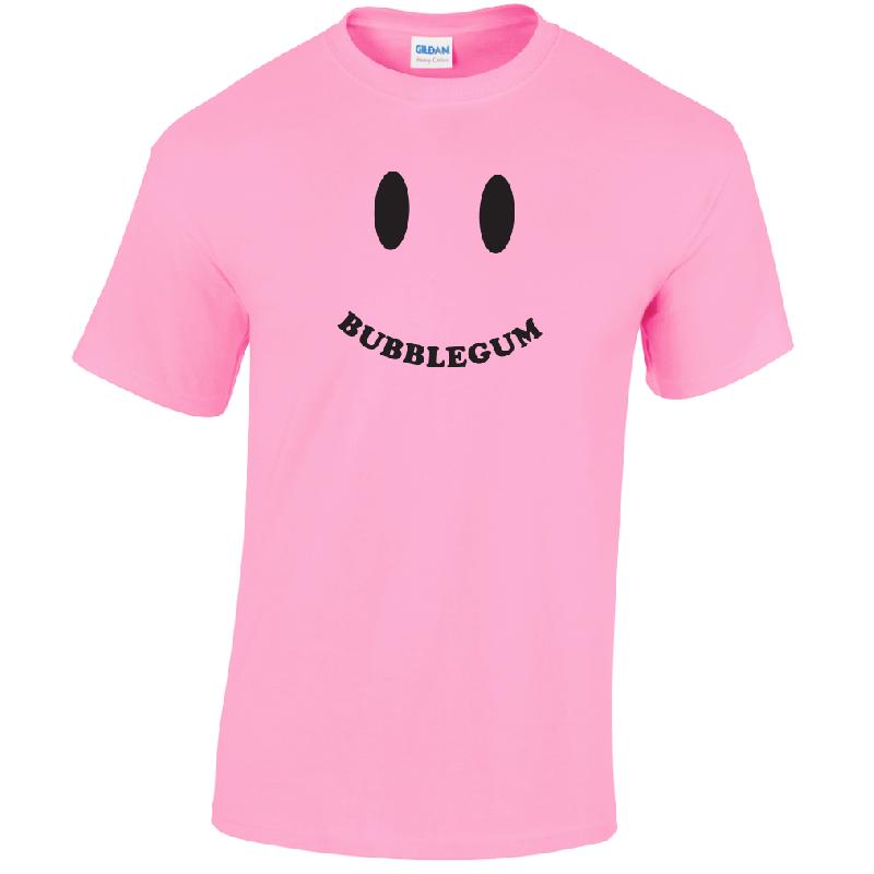 Djamila Bubblegum T-Shirt, Pink