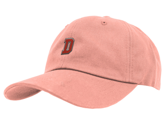 Djamila Djamila Cap Cap One Size Fits All, Pink