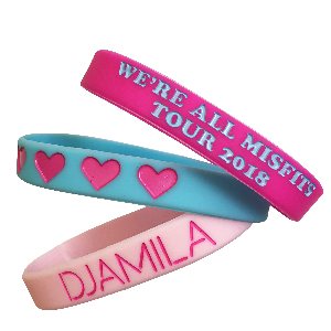 Djamila Wristband Set Armband
