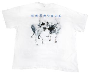 Drangsal Dogs T-Shirt weiß