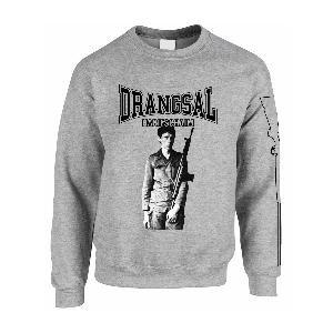 Drangsal Harieschaim Sweater Grau