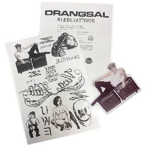 Drangsal Klebetattoo-Kollektion Sticker