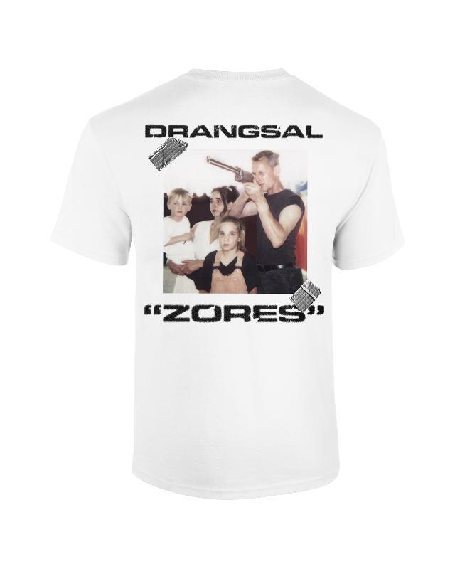 Drangsal Zores T-Shirt White