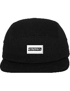 Eskei83 5-Panel Cap Cap One Size Fits All schwarz