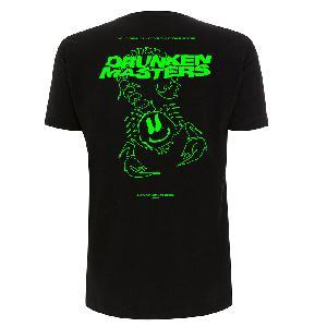 Drunken Masters Acid T-Shirt Black
