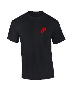 Drunken Masters CRISPY CRUST DELIVERY T-Shirt black