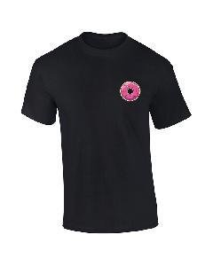 Drunken Masters DRUNKIN DONUT T-Shirt black