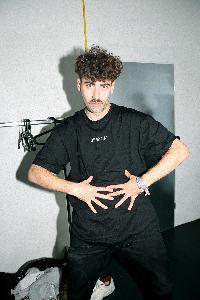 Drunken Masters Felly Flowercopter T-Shirt black