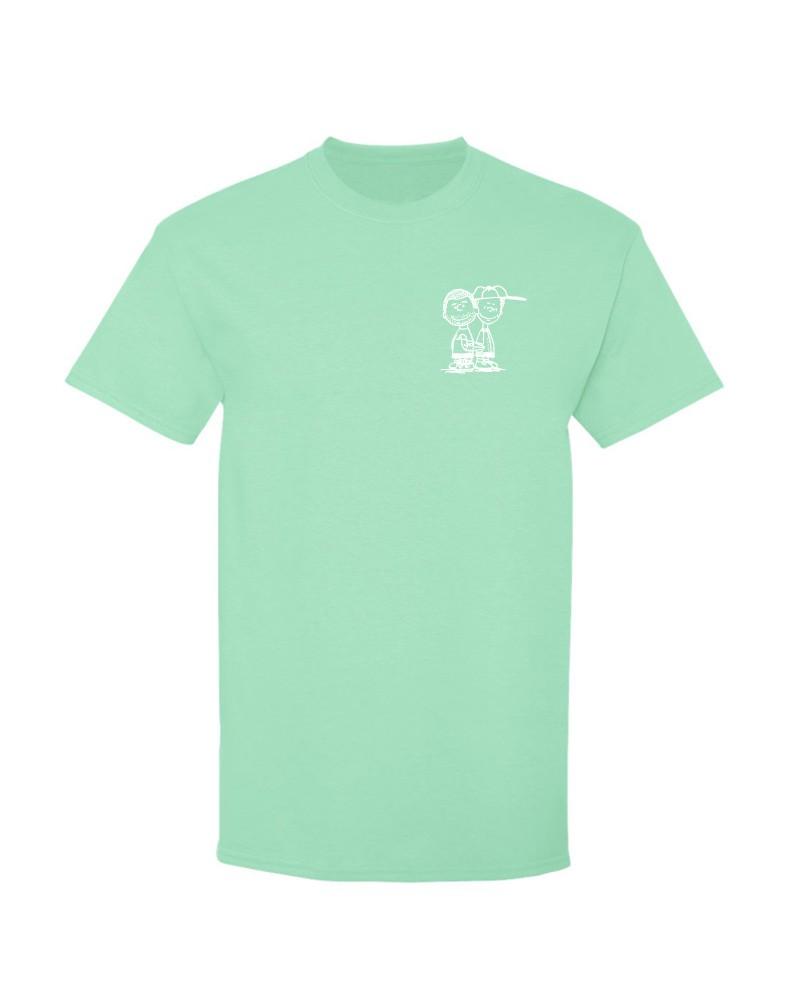 Drunken Masters Peanuts T-Shirt mint