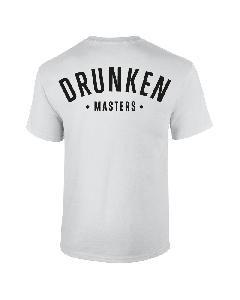 Drunken Masters Peanuts T-Shirt weiß