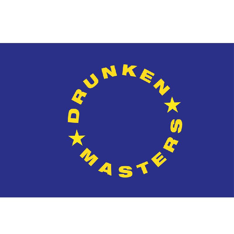 Drunken Masters Stars Flag Flag