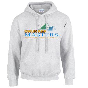 Drunken Masters Trekking Hoodie Grey