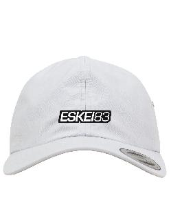 Eskei83 Eskei83 Dad Cap Low Profile Cap Weiss