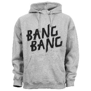 Fil Bo Riva Bang Bang Hoodie Grau