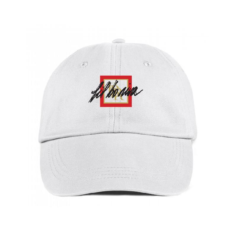 Fil Bo Riva Logo Cap White