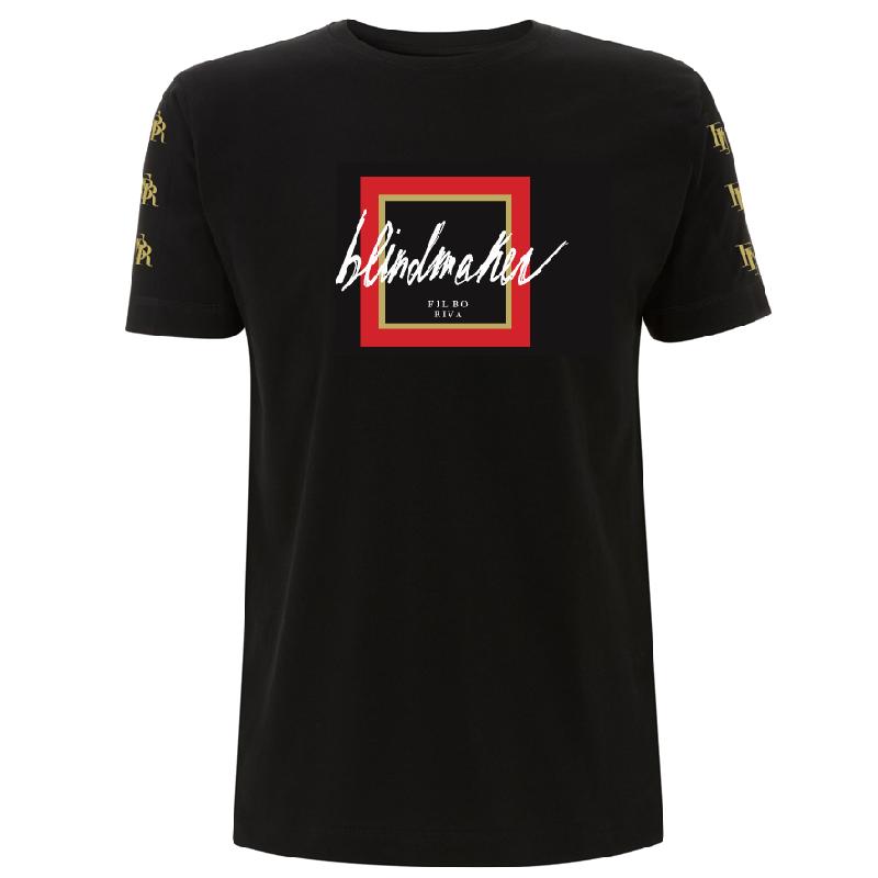 Fil Bo Riva Blindmaker T-Shirt, Schwarz