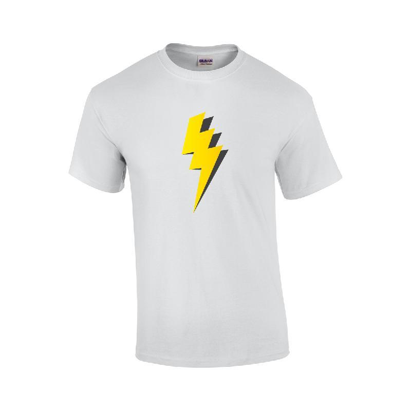 Jam FM Blitz T-Shirt T-Shirt Weiss