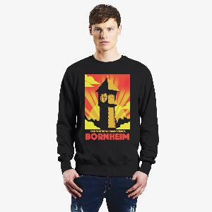 Journal Frankfurt Bornheim Sweater schwarz
