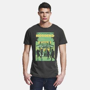 Journal Frankfurt Nordend T-Shirt charcoal