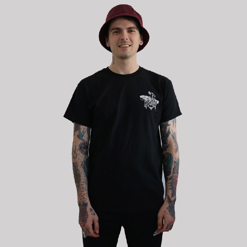 Kaiba LOGO Unisex T-Shirt, Black