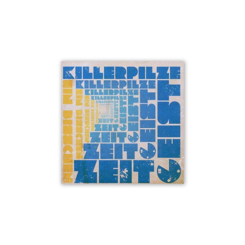 Killerpilze Ein Bisschen Zeitgeist Album CD