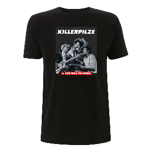 Killerpilze Ezcape T-Shirt Black