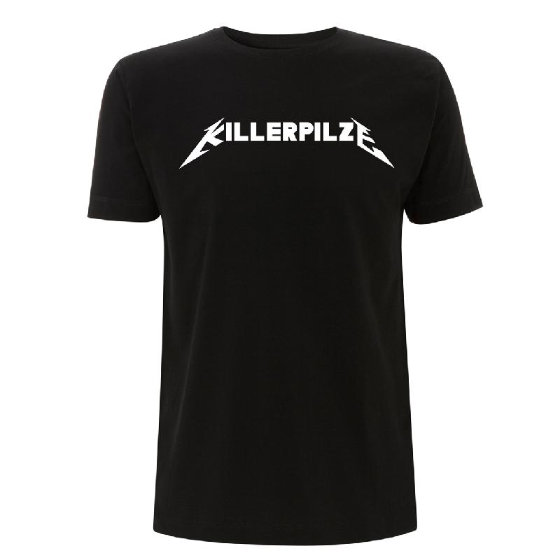 Killerpilze Gefährlichste Band T-Shirt, Black