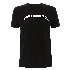 Killerpilze Gefährlichste Band T-Shirt Schwarz