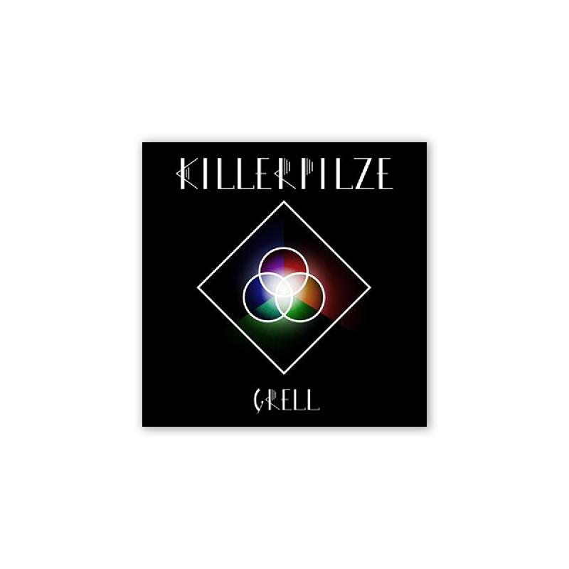 Killerpilze Grell Album CD