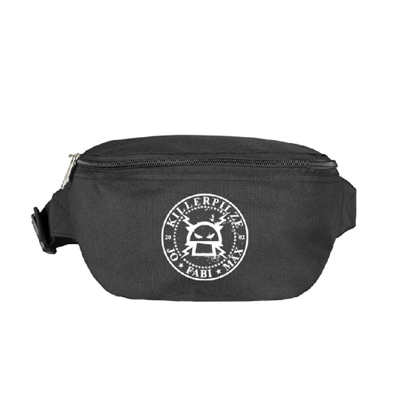 Killerpilze Goodiebag Ramones Bag, Schwarz