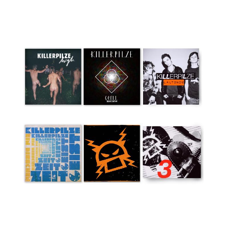 Killerpilze Indie-Special Premiumbox