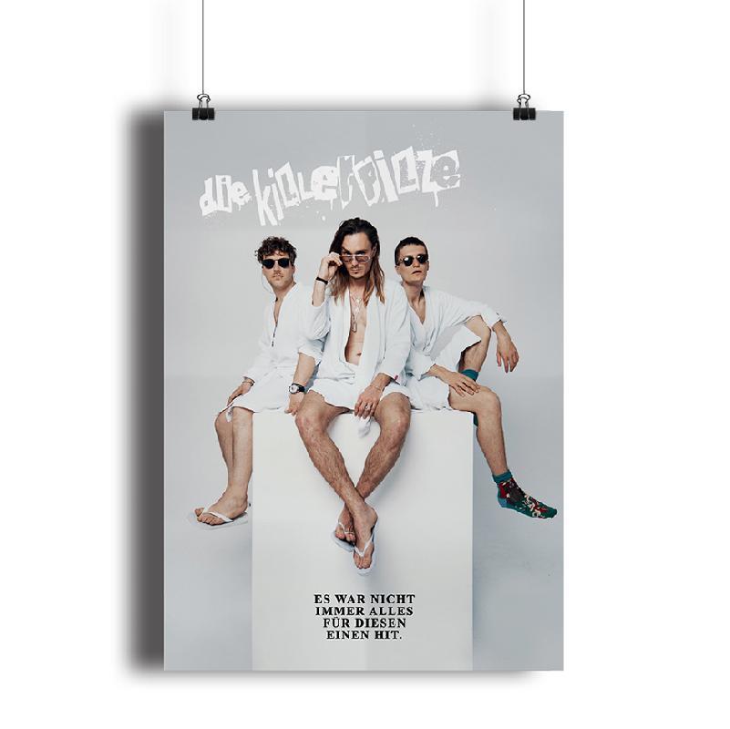 Killerpilze Poster Bademantel Poster