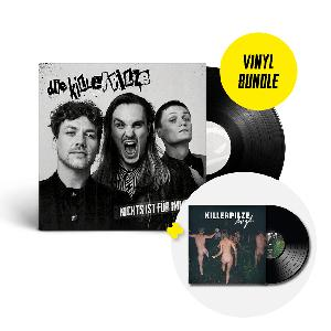 Killerpilze VINYL Bundle Premiumbox