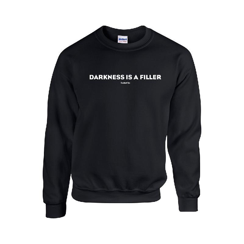 Leslie Clio Darkness Sweater Sweater, Schwarz